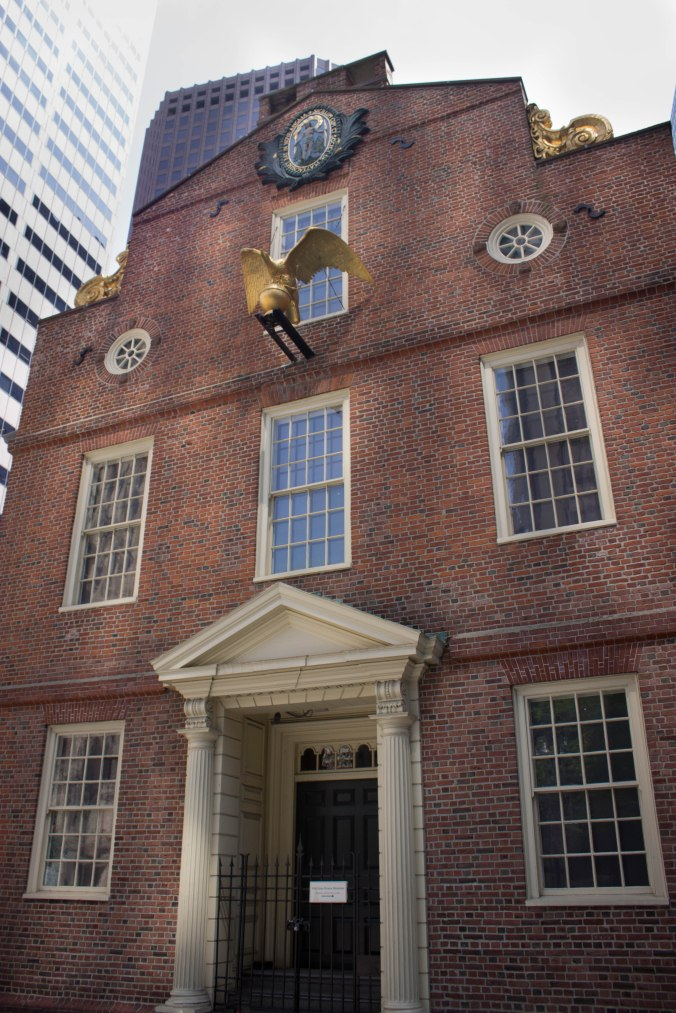 Boston Freedom Trail - Old South Meeting House